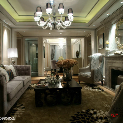 望谷设计 | 新古典主义_2449371