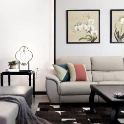 高雅中式风格家居客厅装修