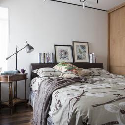 简约美式风卧室装修