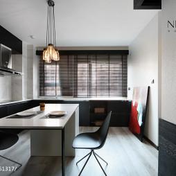 现代简约格调餐厅设计