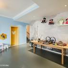 酒店室内儿童休闲区设计