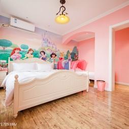 酒店溫馨臥室裝修