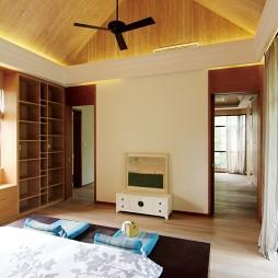 家装日式风格阁楼设计