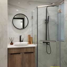 時尚現代衛浴設計