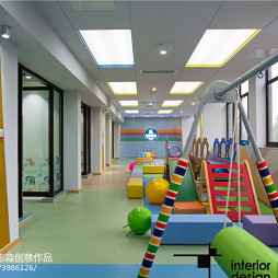 新爱婴儿童早教中心室内布置