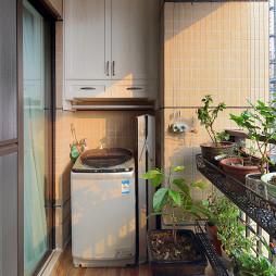 家居美式风格阳台设计