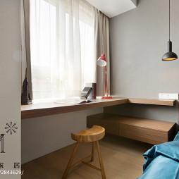 北欧风格小户型书房设计