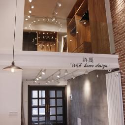 工装服装店复式设计