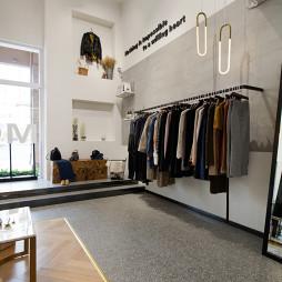 工装服装店设计