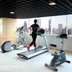 德根饭店健身房设计