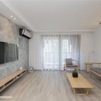 家装极致简欧风格客厅设计案例
