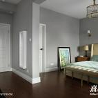 舒适美式风格卧室装修