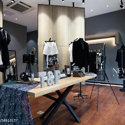 服装店室内装修效果图欣赏