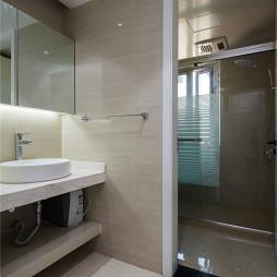 简约三居室卫浴设计