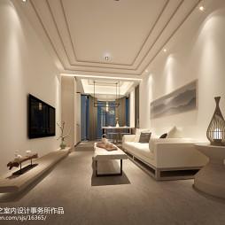 中环·君悦南湾样板房《现代风格》_2464891