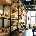 休闲工作室书架设计