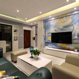 最新现代风格客厅设计案例
