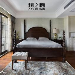 美式风格别墅卧室装修