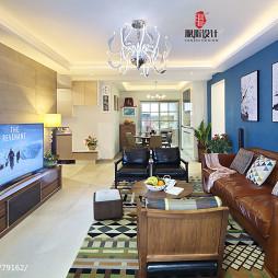 雅致简约风格客厅设计装修