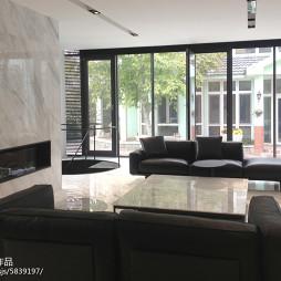 别墅现代风格客厅设计
