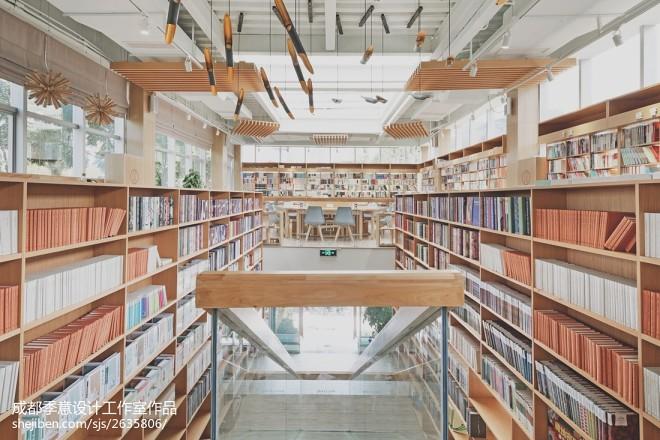 泸州壹间书店设计