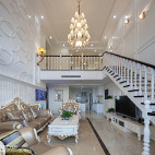 简约欧式风格客厅设计