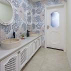 精致欧式风格卫浴设计案例