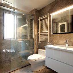 最新现代风格卫浴设计