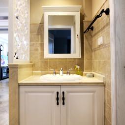 精致美式卫浴设计