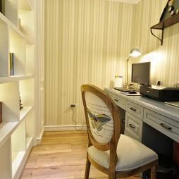 新古典风格小书房设计
