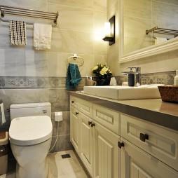家居新古典风格小卫浴设计