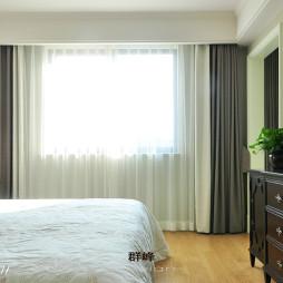 2017美式卧室布置