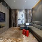 摩登简约风格客厅设计