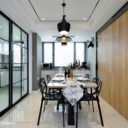 质感简约风格餐厅设计