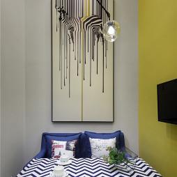 LOFT风格二居室小卧室设计