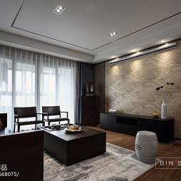 家装中式风格客厅效果图