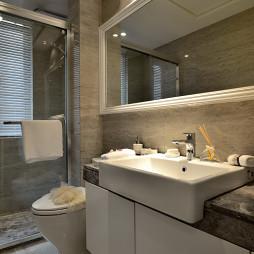 样板房卫浴设计案例