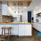 家装混搭风格厨房设计案例