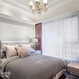 舒适美式卧室设计