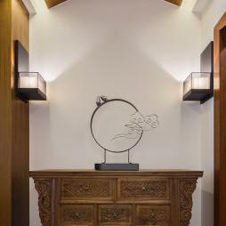 古典中式风格玄关设计