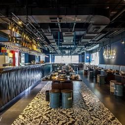 上海蒸好餐厅室内设计案例