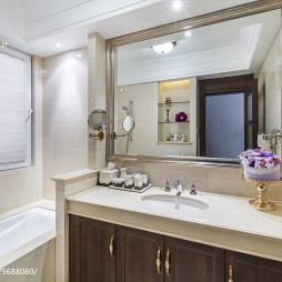 典雅欧式卫浴设计