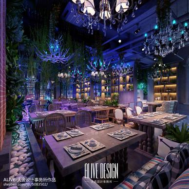 音乐餐厅_2497552
