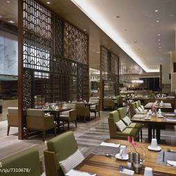 三亚海棠湾度假酒店餐厅设计
