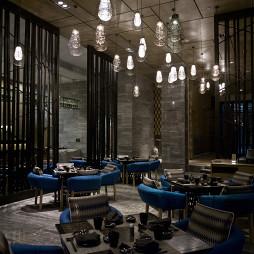 三亚海棠湾度假酒店特色餐厅装修