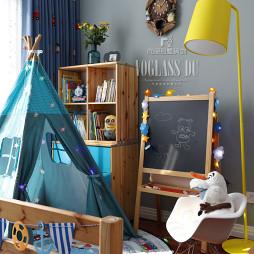 家居现代风格创意儿童房布置