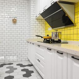 家装北欧风格厨房装修效果图