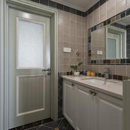 美式四居室卫浴设计