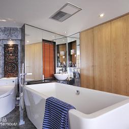 LOFT风格公寓卫浴设计