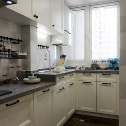 美式三居室橱柜设计